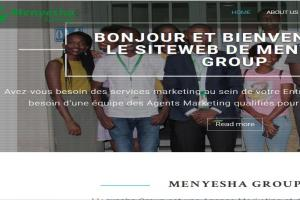 Menyesha Group Website