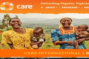 Care International Burundi website