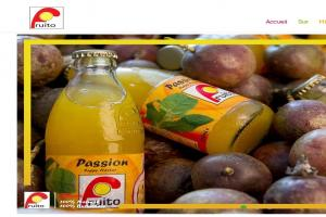 Fruito Juice website.