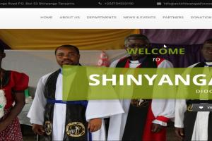 AICT Diocese of Shinyanga website
