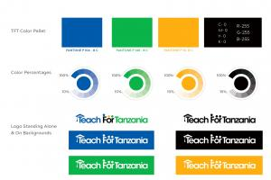 Teach for Tanzania Designing works