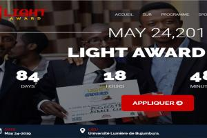 Light Award Website